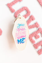 Load image into Gallery viewer, Awesome | Motel Keychain