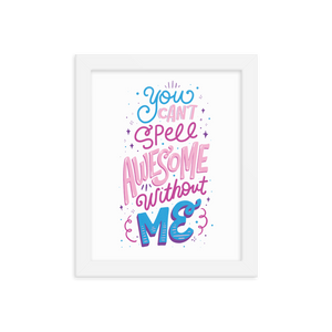 Awesome | Art Print