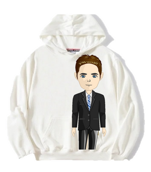 Customized Bitmoji Hoodie