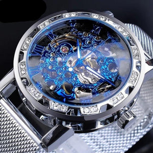 Skeleton Watches, Moonphase Watch, Chronograph Watches, Affordable Skeleton Watches, Skeleton Watch under $150