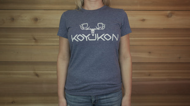Women's Short Sleeve- Full Logo - Koyukon