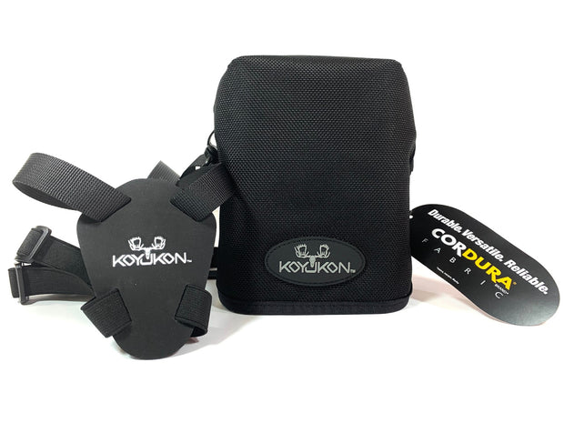 Binocular Extreme Weather Cover and Harness Combo - Koyukon