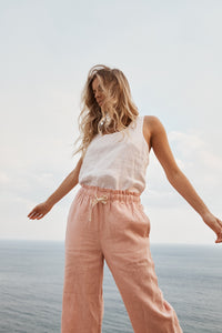 The Pant in Blush