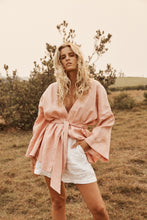 Load image into Gallery viewer, The Robe in Blush