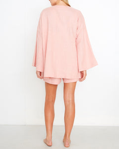 The Robe in Blush