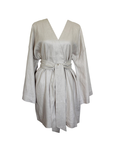 The Dress Robe in Ash