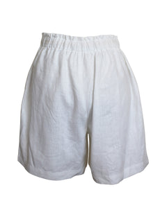 The Short in White
