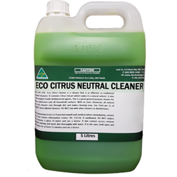 Eco Citrus Neutral Cleaner