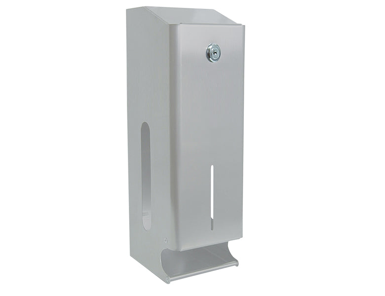 Elka Stainless Steel Triple Toilet Roll Dispenser