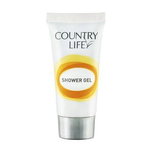 Country Life Shower Gel 20mL 240 Pack