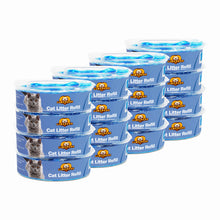 Load image into Gallery viewer, 16 Pack Cat Litter Refills for Litter Genie Standard and Plus Pail Replacement
