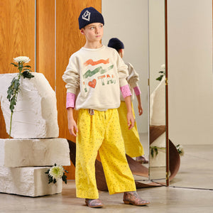 スウェット 6,8,10,12,14y BEAR KIDS+SWEATSHHIRT (1106-1114)