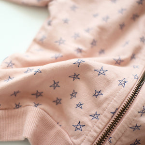 50%off  ジップスウェット 12-18.18-24m ALL OVER STARS ZIPPED SWEATSHIRT (219265)