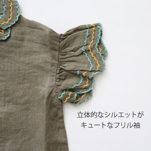 30%OFF ブラウス『last one!』2y Hammersmith Baby Blouse