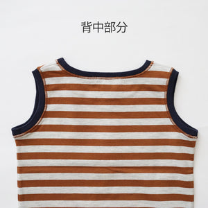 【TIME SALE 50%off】タンクトップ 12m,18m,2y Aldwych Baby Vest