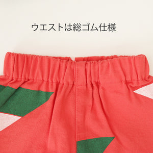 【TIME SALE 50%off】 ショートパンツ 3,4,6y CLAM KIDS SHORT(1142)