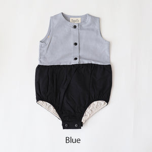 40%OFF ロンパース 9-12m.12-18m romper suit with CUTAWAY