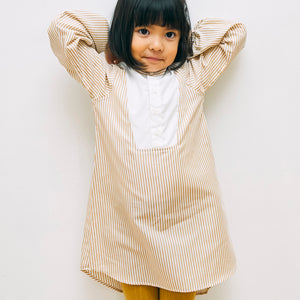 シャツドレス 100-120cm Bosom Shirt Dress(1085.1087)