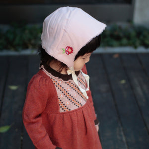 40%off ボンネット 6-12.12-24m reversible bonnet