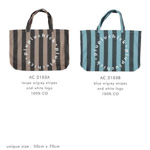 『last one!』ロゴバッグ extra large logo bag(1154.1155)