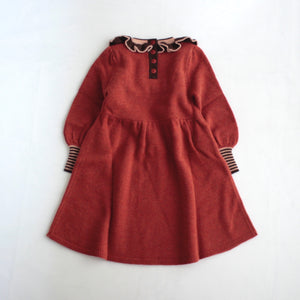 ドレス 3.4.6y Nightingale Knitted Dress