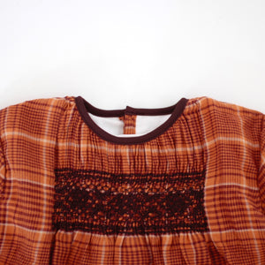 【Final sale 40%off】 セット 18m.2y Dove Baby Blouse