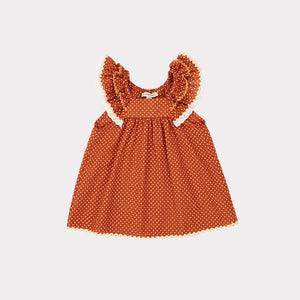 ベビードレス 12.18m.2y  Mulloway Baby Dress
