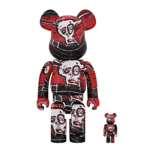 Bearbrick-basquiat-5-2020-medicom-400-100-set-Limn-Gallery-nz