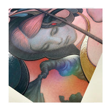 Load image into Gallery viewer, Erhu Limited Edition print James Jean Limn Gallery Close Up 2