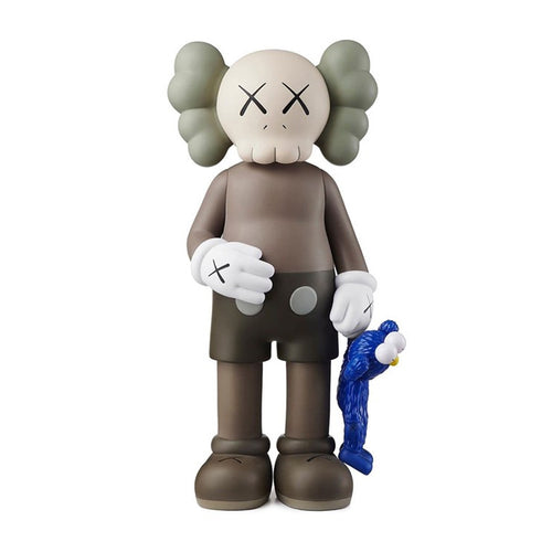 Kaws-Share-Brown-Blue-2020-medicom-vinyl-Limn-Gallery-NZ