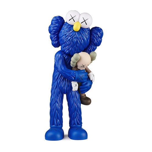 Kaws-Take-Blue-Brown-2020-medicom-vinyl-Limn-Gallery-NZ