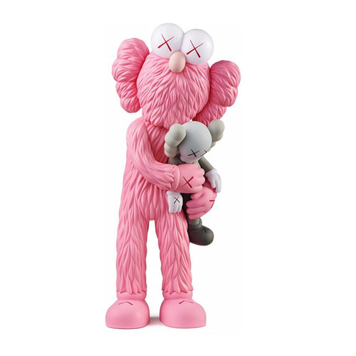 Kaws-Take-Pink-Grey-2020-medicom-vinyl-Limn-Gallery-NZ
