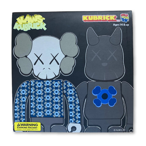 kaws 2 kubrick 2002 medicom collectible toy Limn-Gallery