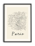 Aleisha - Paris Neighborhood Map