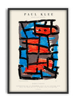 Paul Klee - The hour before one night