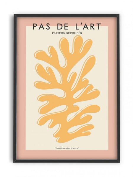 French Masters inspired  - L'art du Papier Découpé