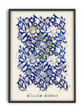 William Morris - Watercolor Flowers