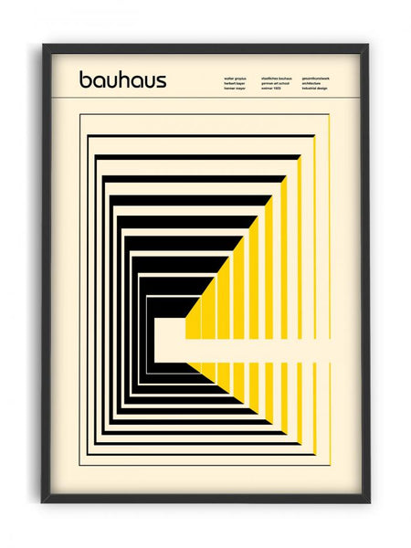 Bauhaus exhibition - Dynamics
