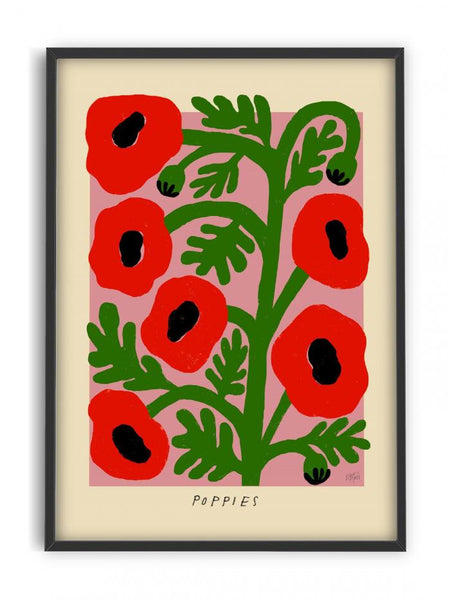 Madelen - Poppies
