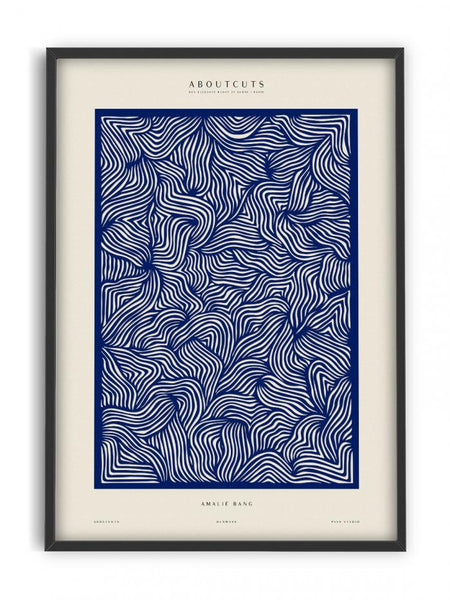 Amalie - Aboutcuts art print No. 01