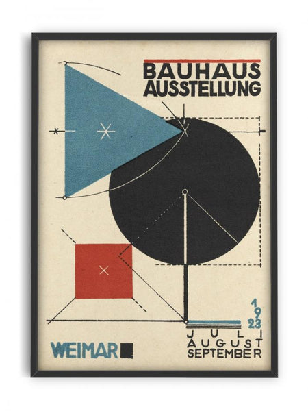 Bauhaus exhibition 1923