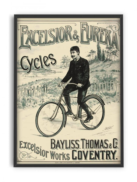 Bike - Excelsiors & Eureka