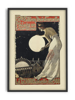 Exposition Universelle - Moon