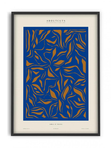 Amalie - Aboutcuts art print No. 10