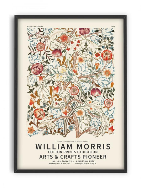 William Morris - Fleures et Plantes