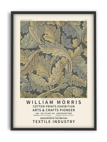 William Morris - Cotton Design