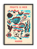 Zoe - Fruits de Mer - Madrid