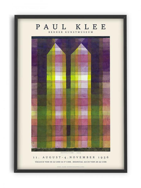 Paul Klee - Double towers