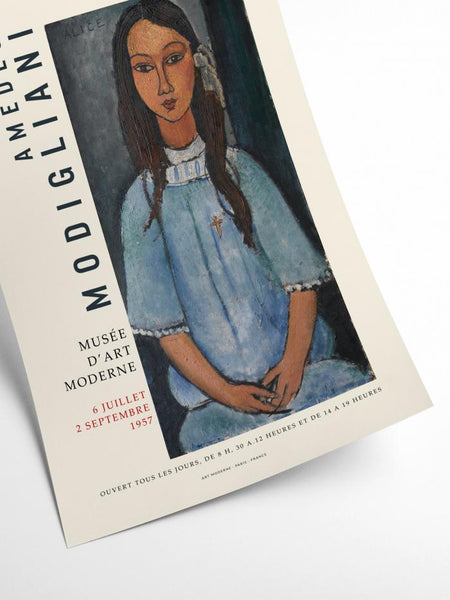 Modigliani - Alice