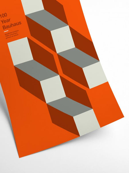100 year Bauhaus exhibition